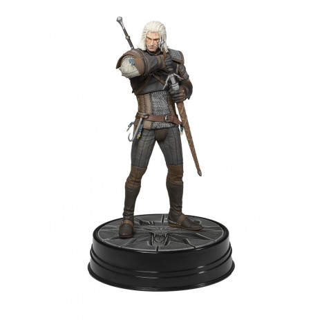 Dark Horse The Witcher 3: Heart of Stone Geralt Deluxe statula | 24 cm