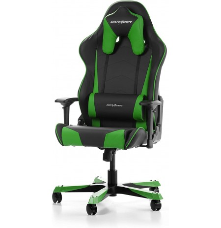 DXRACER TANK SERIES T29-NE žalia ergonominė kėdė
