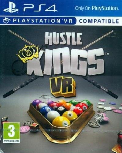 Hustle Kings VR PS4