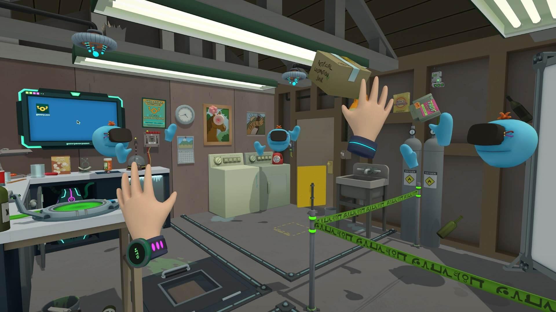 Rick & Morty: Virtual Rick-ality VR