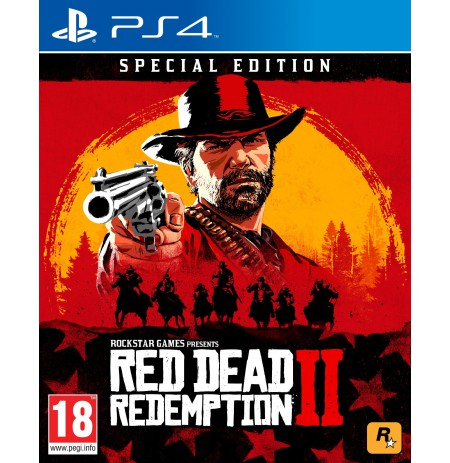 The Red Dead Redemption 2: Special Edition
