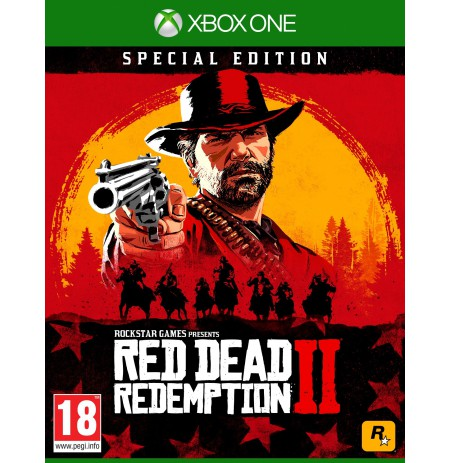 Red Dead Redemption 2: Special Edition XBOX