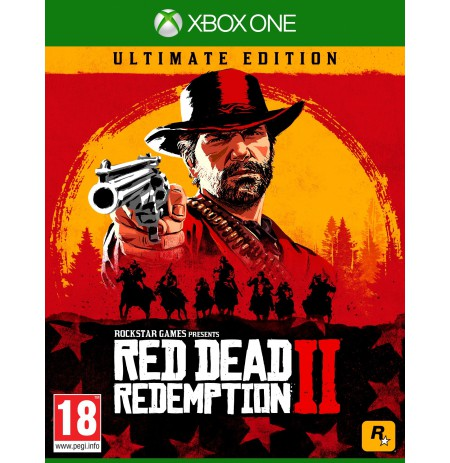 The Red Dead Redemption 2: Ultimate Edition