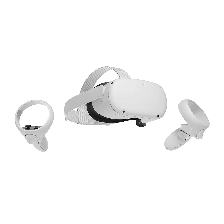 Virtualios realybės akiniai Oculus Quest 2 All-in-one VR – 64GB (REFURBISHED)