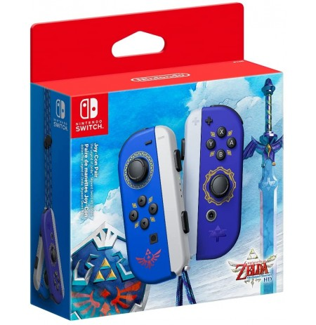 Nintendo Switch Joy-Con pair: The Legend of Zelda: Skyward Sword