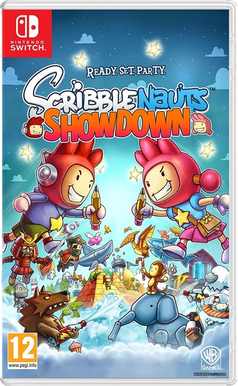 Scribblenauts Showdown XBOX