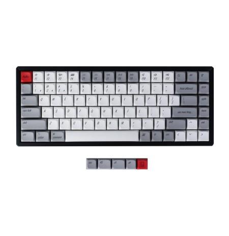 Keychron K2 PBT Retro Mac (XDA profile) Keycap rinkinys