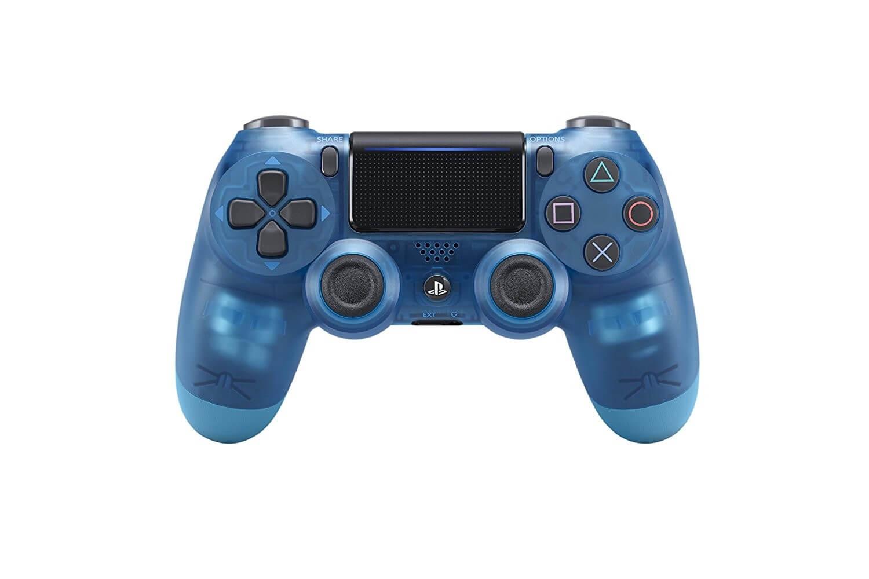 Sony PlayStation DualShock 4 V2 Controller - Crystal Blue