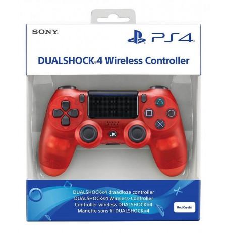 Sony PlayStation DualShock 4 V2 valdiklis - Crystal Red