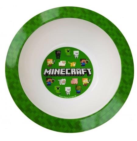 Minecraft Plastikinis Dubenėlis