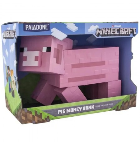 Minecraft Kiaulė Taupyklė