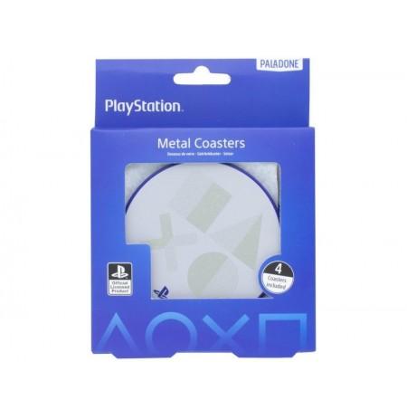 Playstation Metaliniai Padėkliukai PS5 (4 vnt.)