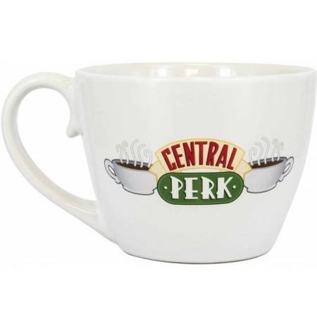 Friends Central Perk Kapučino puodelis (300ml)