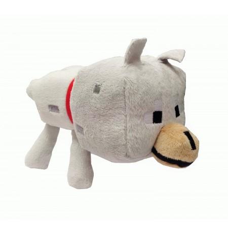 Plush toy Minecraft Wolf| 12-17cm