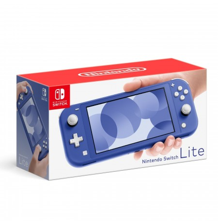 Nintendo Switch Lite (mėlyna)