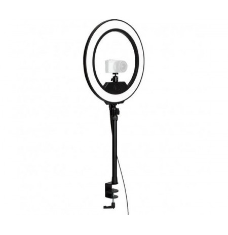 Elgato Ring Light LED Lempa (Juoda) | 2500 Lm