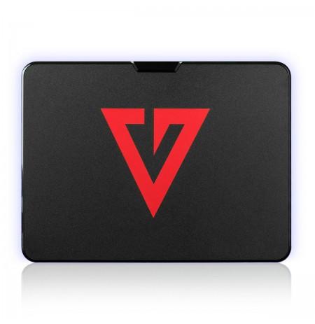 MODECOM Mousepad Volcano Rift RGB