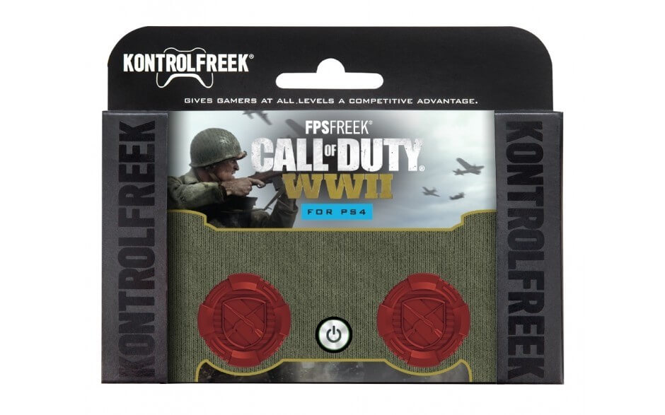 PS4 Controller Grips Call of Duty WWII