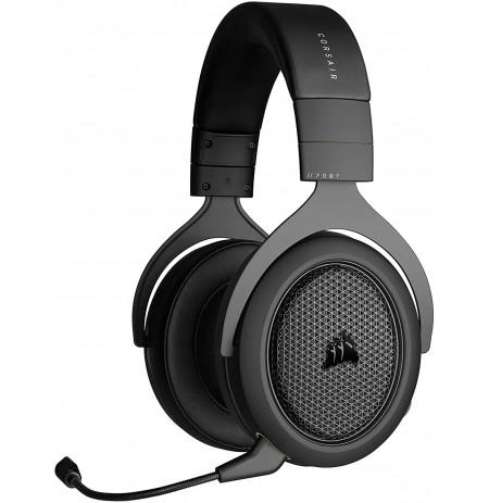 Corsair HS70 Bluetooth Belaidės Ausinės su Mikrofonu (Juodos/Pilkos)