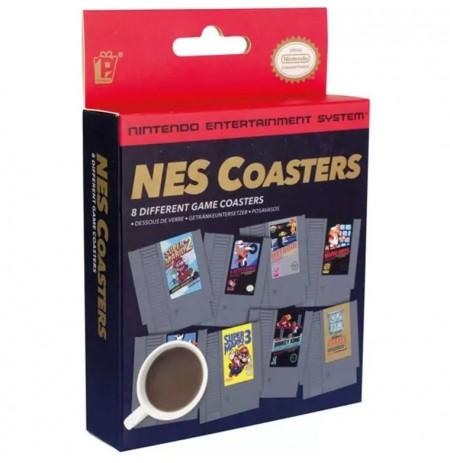 NES Kasetės formos padėkliukai
