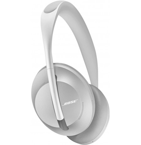 Bose 700 triukšmą slopinančios belaidės ausinės (Bluetooth, sidabrinės)