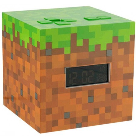 Minecraft - Alarm Clock