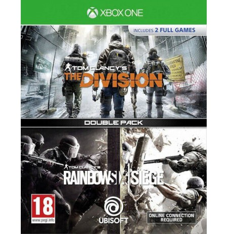 Tom Clancy's: The Division + Rainbow Six Siege Double Pack XBOX
