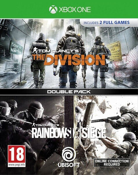 Tom Clancy's: The Division + Rainbow Six Siege Double Pack