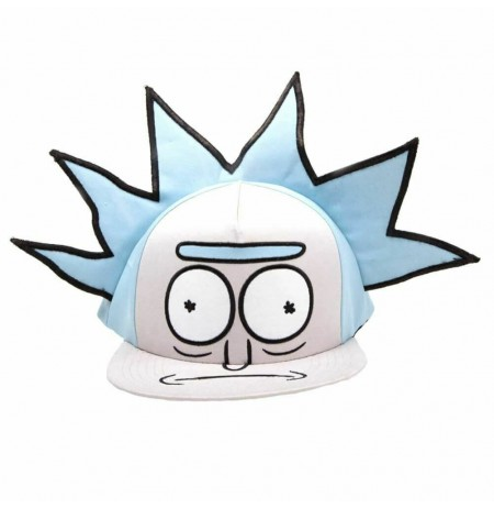 Rick and Morty - Rick Kepurė su Snapeliu