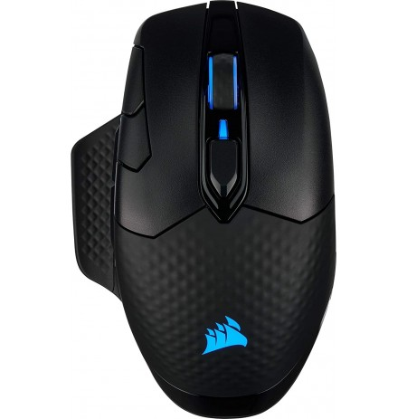 Corsair DARK CORE RGB PRO Wireless / Wired Gaming Mouse | 18000 DPI 2000 Hz,