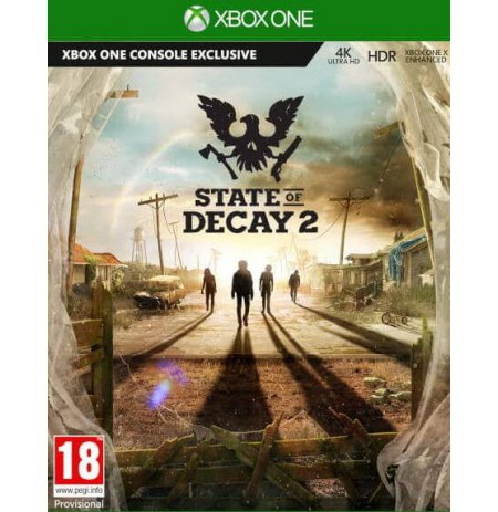 State of Decay 2 XBOX