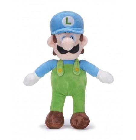 Nintendo - Pliušinis žaislas Ice Luigi 30cm