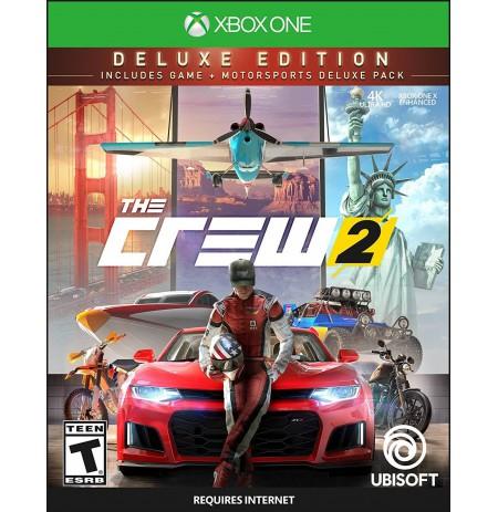 Crew 2 Deluxe Edition