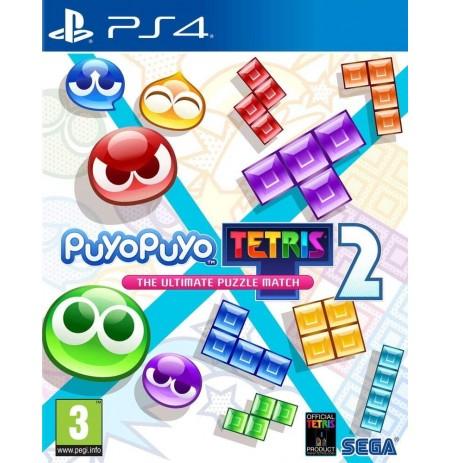Puyo Puyo Tetris 2: Launch Edition