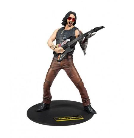 Cyberpunk 2077: Johnny Silverhand statula | 30 cm
