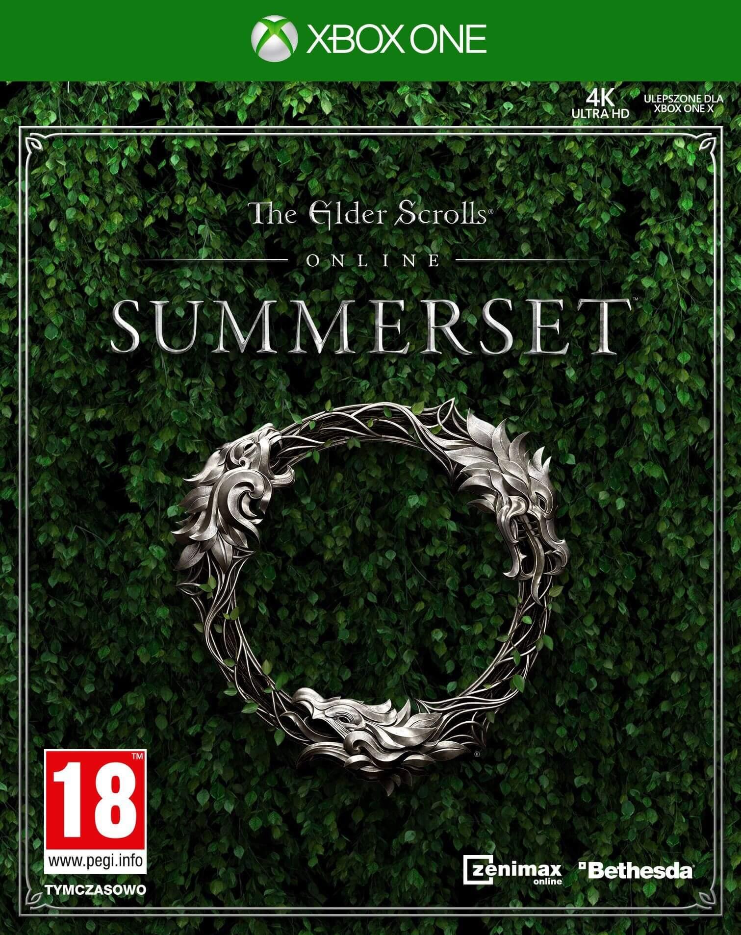The Elder Scrolls Online: Summerset XBOX
