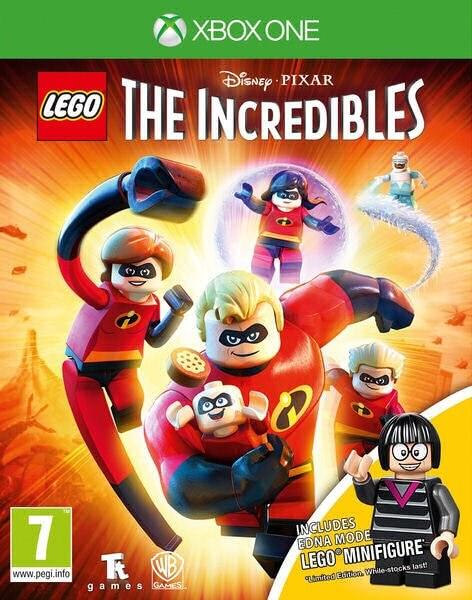 LEGO The Incredibles Mini Figure Edition