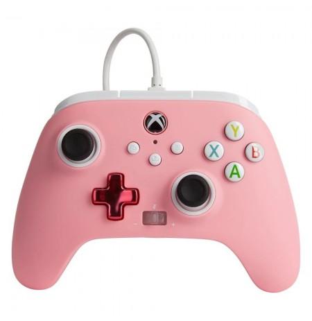 PowerA Laidinis Valdiklis   Xbox One, Series X S  (Rožinis)