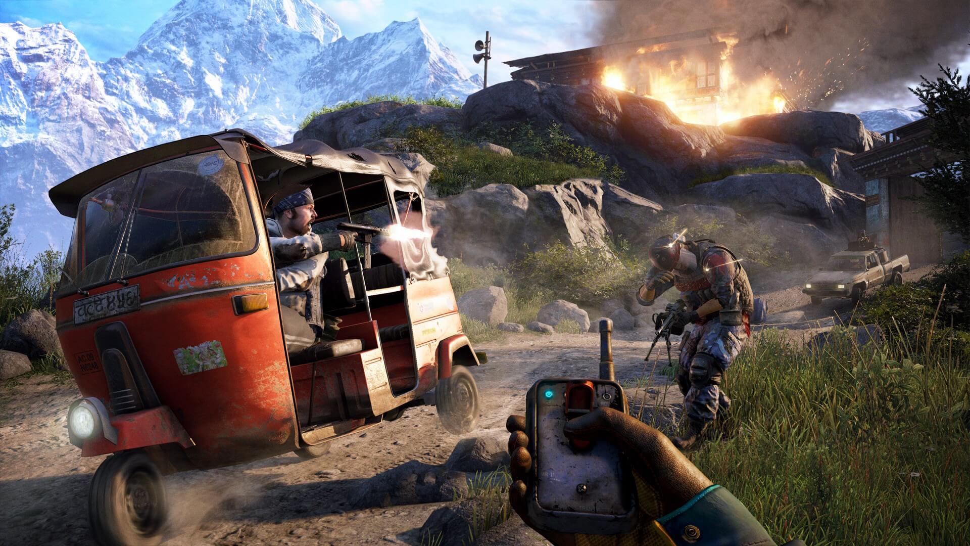 Far Cry 3 Classic Edition