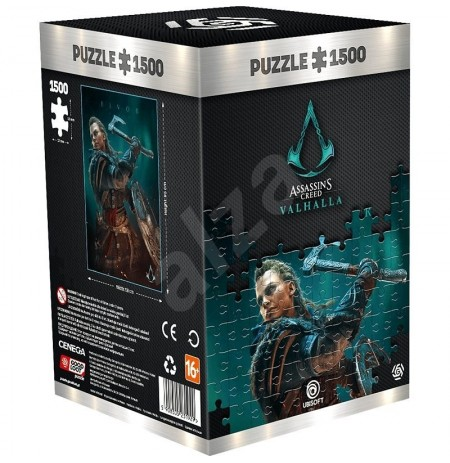 Assassins Creed Valhalla: Eivor Female Dėlionė