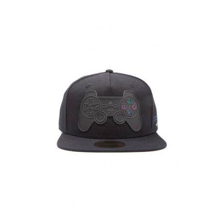 PlayStation 2 Logo Snapback Cap