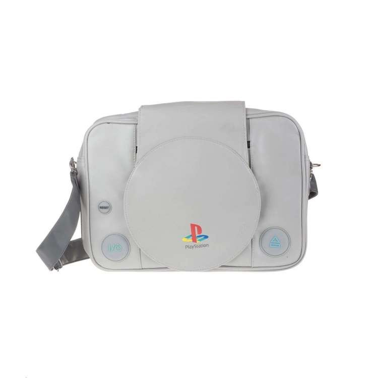 Playstation Shaped Messenger kuprinė
