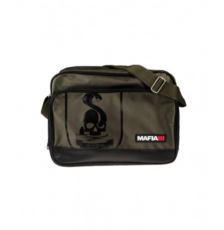 Mafia III Military Messenger Bag