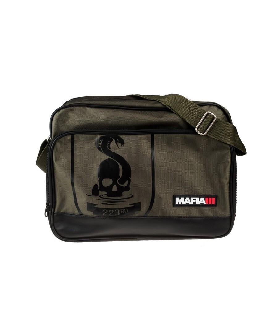 Mafia III Military Messenger kuprinė