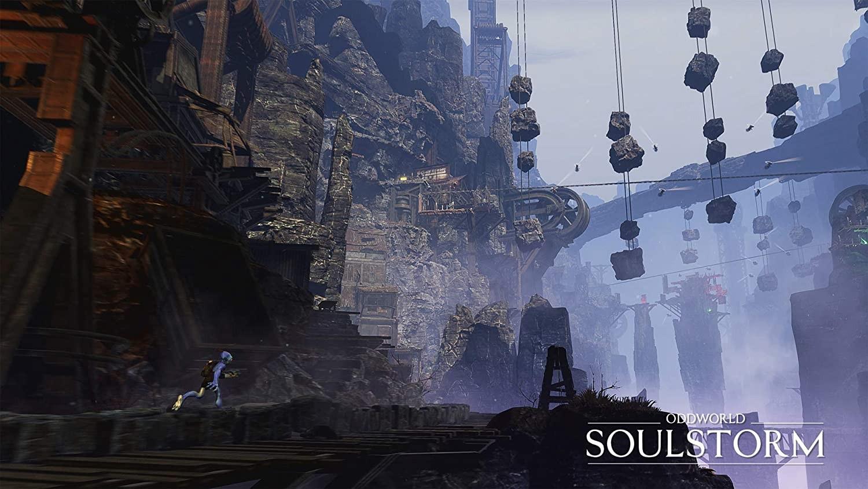 Oddworld: Soulstorm Collector's Oddition