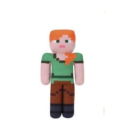 Minecraft: Alex plush | 34cm