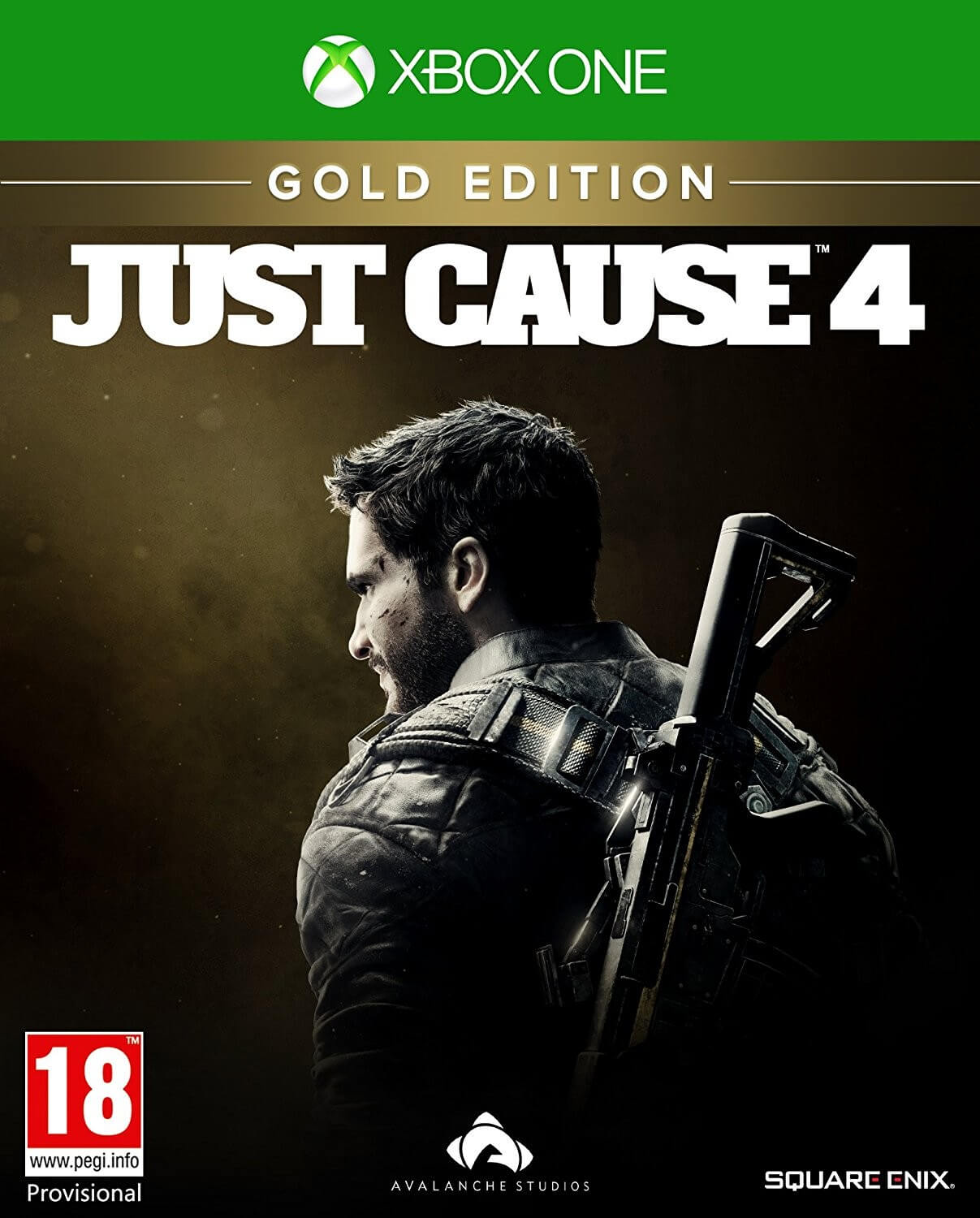 Just Cause 4 Gold Edition XBOX
