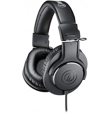 Audio Technica ATH-M20x Headphones   3.5mm