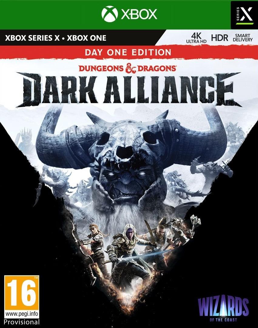Dungeons & Dragons: Dark Alliance Day One Edition