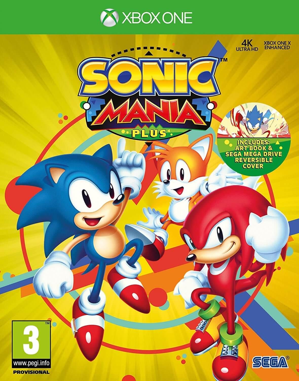 Sonic Mania Plus XBOX